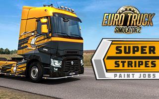 ETS2 Super Stripes