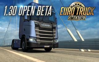ETS2: 1.30 Open Beta