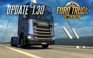ETS2: 1.30 Update Available Now