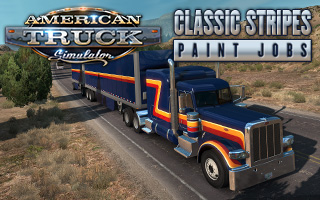Classic Stripes Paint Jobs Pack