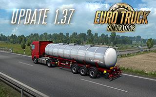 ETS2 Update 1.37