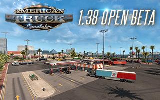 ATS Update 1.38 Open Beta