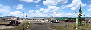 Wyoming: Truck Stops