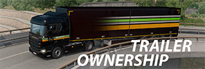 Update 1.32 Appetizer: Trailer Ownership