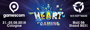 SCS On The Road: Gamescom