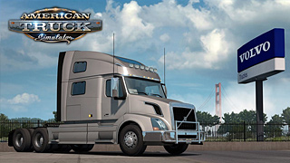 Volvo VNL joins ATS
