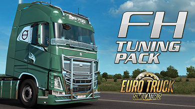 ETS2 FH Tuning Pack