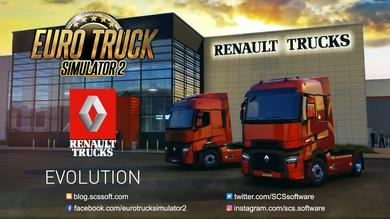 Renault T Evolution